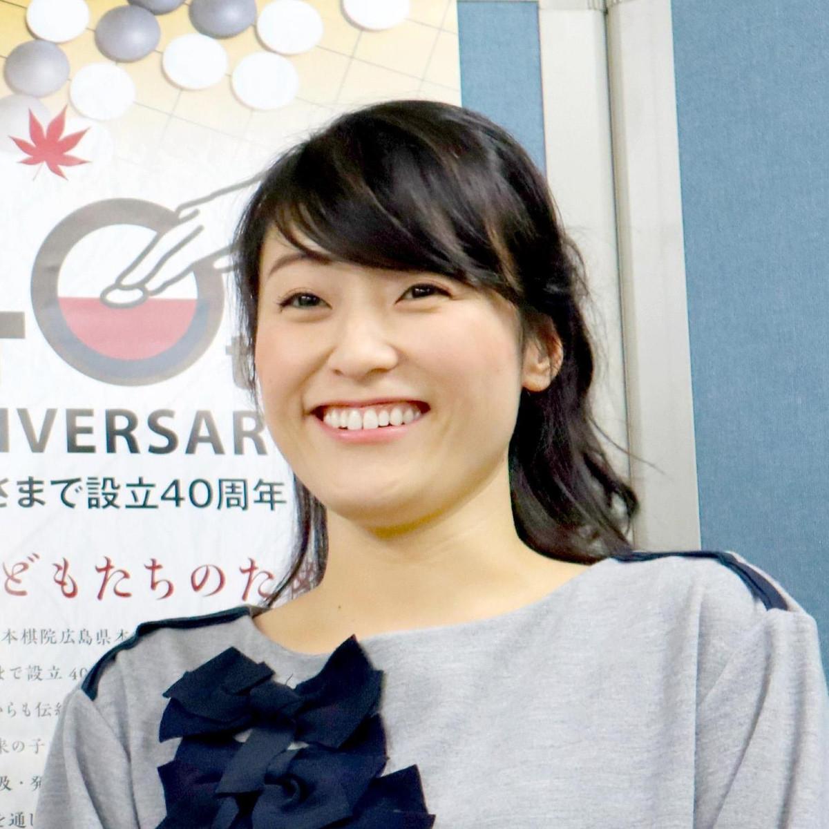 囲碁女流棋士・万波奈穂四段、第一子となる女の子を出産「これからは娘 ...