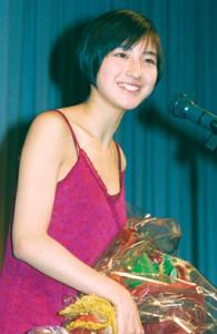 球児とは同じ中学の同学年だった女優の広末涼子