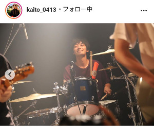kaitoのインスタグラム(@kaito_0413)より