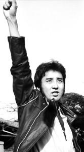 宮内淳さん(1984年2月7日撮影)
