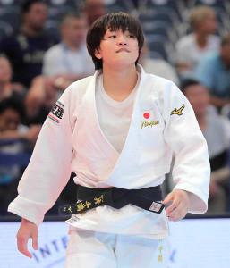 東京五輪柔道女子70キロ級代表・新井千鶴