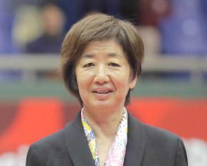 谷岡郁子副会長