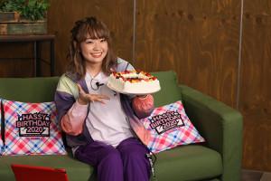 3枚目のアルバム発表と、自身の3枚目のアルバムの制作を発表した大橋彩香