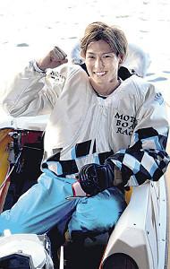 昨年のヤングダービーでG1初優勝した永井だが、今年はF休みのため出場できない