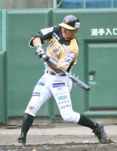 BC栃木のデビュー戦、川崎は第1打席で特大アーチ