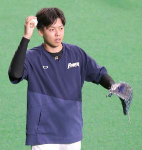 日本ハムの杉浦稔大投手(28)が、16日のソフトバンク戦に先発する