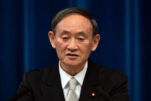 第99代内閣総理大臣に選出された菅義偉氏(ロイター)