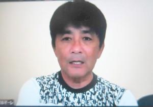 リモート取材に応じた湘南の浮嶋敏監督