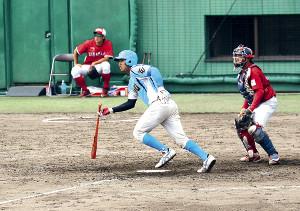 強打でチームを引っ張る東北学院大・伊藤