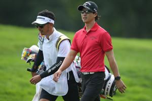 57位で滑り出した5年ぶり出場の石川遼(ロイター)