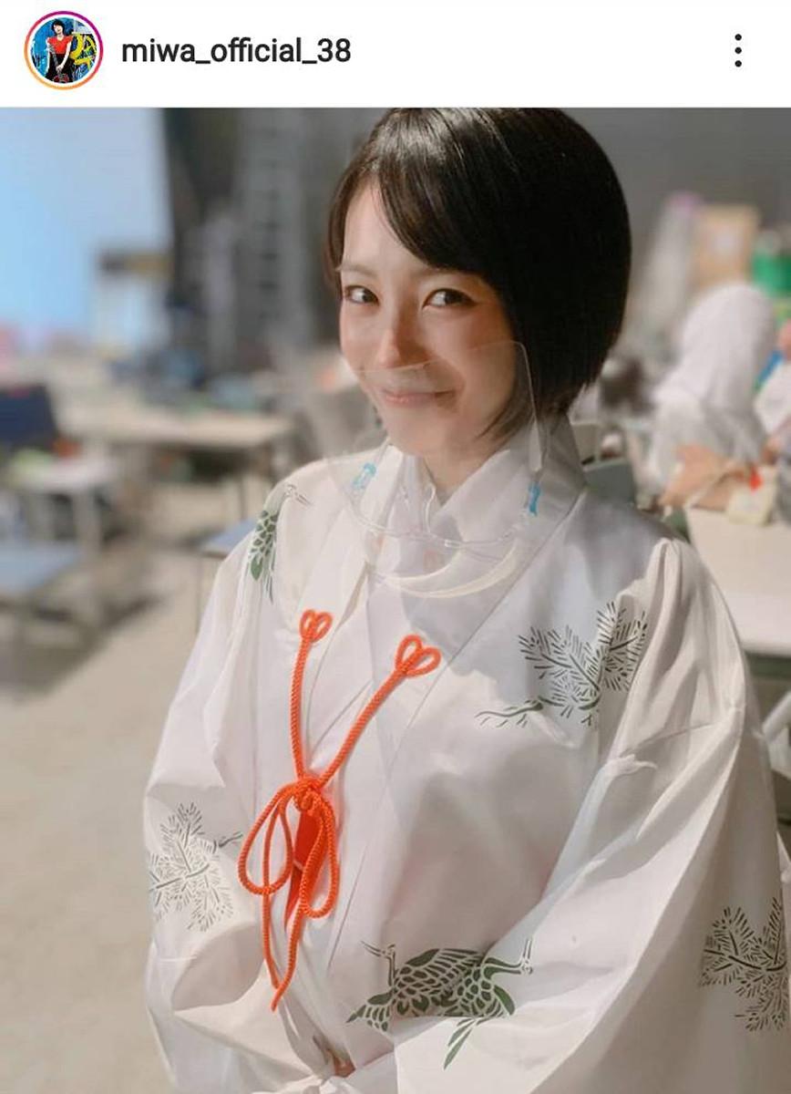 miwaのインスタグラム(@miwa_official_38)より