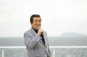 MCを務めるBS朝日「歌っていいだろう」にメッセージを送った加山雄三