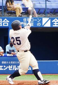 ドラフト候補に挙がる桐蔭横浜大の巨漢スラッガー・渡部