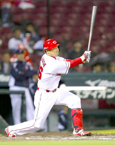 広島で外野手として活躍した広瀬純氏