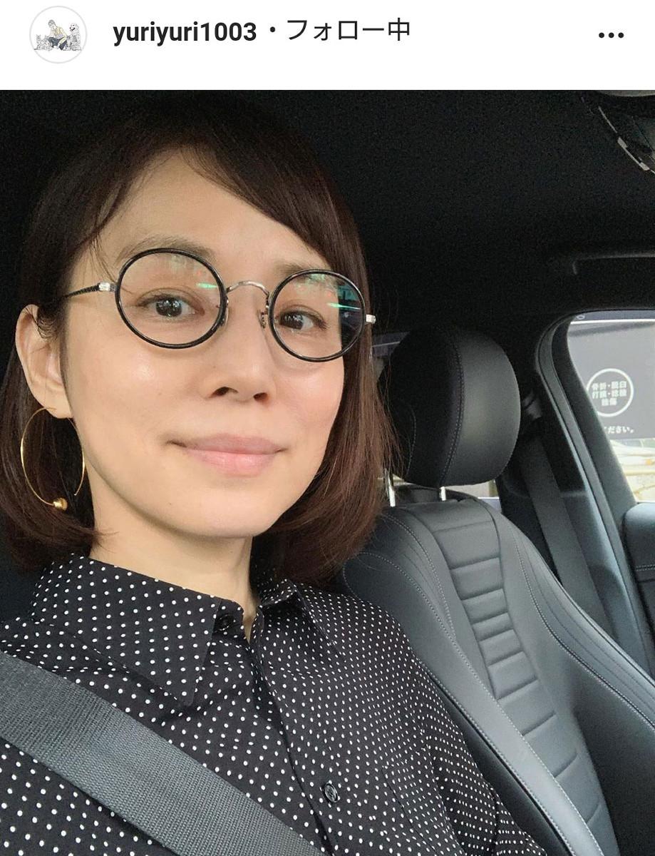 スタイル ヘア 石田 ゆり子