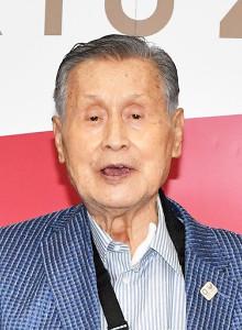 東京2020組織委員会・森喜朗会長