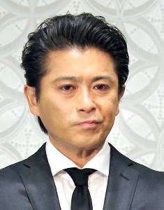 「TOKIO」山口達也元メンバー