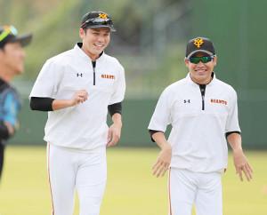 坂本との絆は13年のWBC日本代表を経て深まっていったという