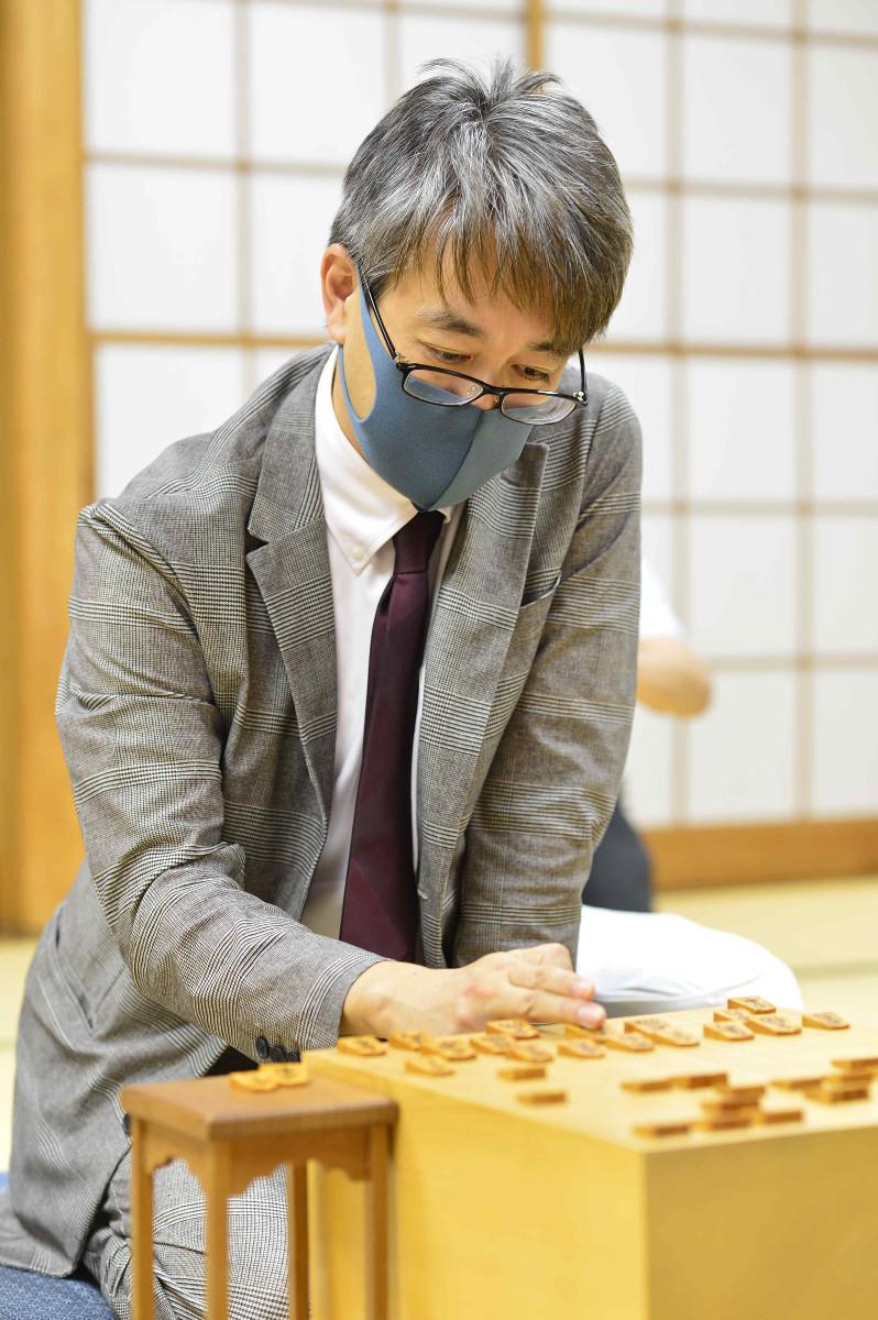羽生善治九段(日本将棋連盟提供・資料)