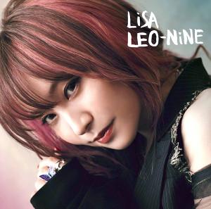 新アルバム「LEO―NiNE」通常盤ジャケット