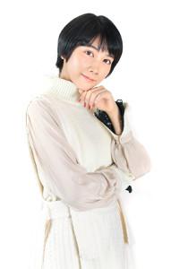 初の時代劇主演を振り返る松本穂香(カメラ・宮崎 亮太)