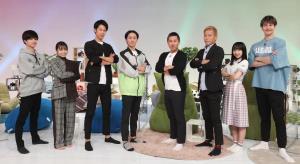 「やべっちeスポFC」でeスポーツ対決した出演者(C)テレビ朝日