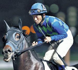 本業はもちろん予想も絶好調の森泰斗騎手は無敗の3冠牝馬誕生を確信