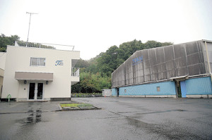 神奈川県平塚市内にある東海大の硬式野球部の寮