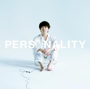 新アルバム「PERSONALITY」のジャケット写真