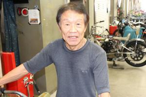 公営競技の最年長勝利記録を更新した鈴木章夫
