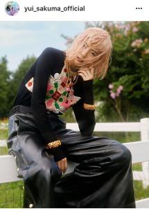 佐久間由衣のインスタグラム(@yui_sakuma_official)