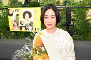 アジア・コンテンツ・アワードで主演女優賞を受賞した黒木華