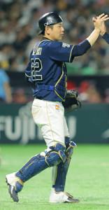 球団から現役引退が発表されたオリックス・山崎勝己