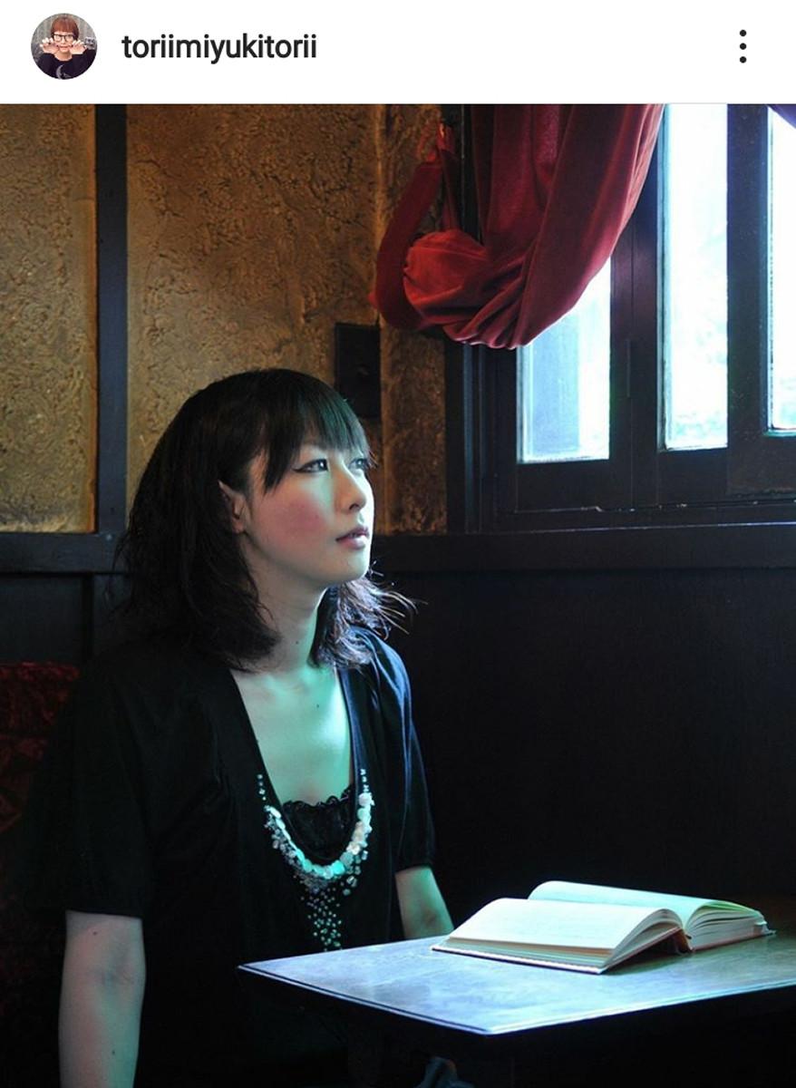 鳥居みゆきのインスタグラム(@toriimiyukitorii)より