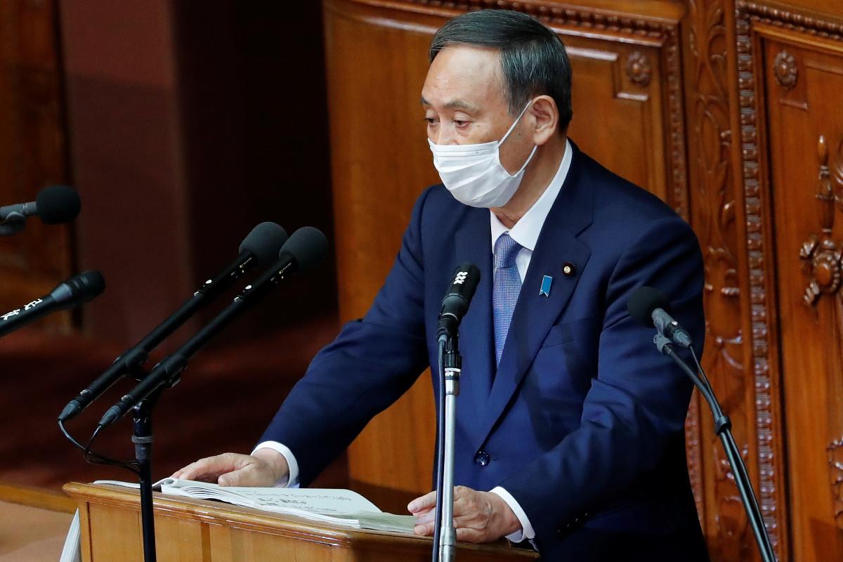 菅首相(ロイター)
