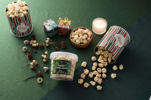 クリスマス仕様の商品も発売される