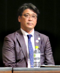 土田尚史氏