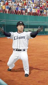 パワプロよりもリアルな選手が魅力のプロスピ(西武:山川 穂高)
