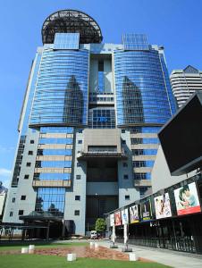東京・赤坂のTBS本社
