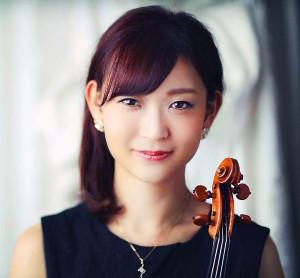 生島企画室所属のバイオリニスト・益子侑