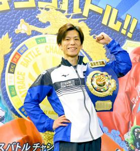 BBC初代覇者の田村。若松は得意水面で連覇も期待される