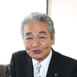 船場太郎さん(2011年10月撮影)