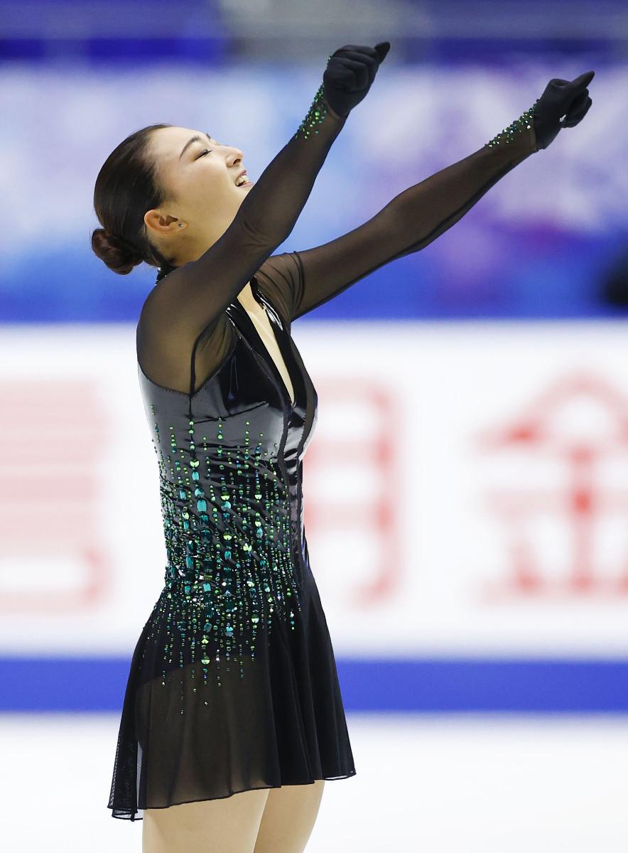 Photo of 坂本花織が229・51点で初V「全日本では『やったったぞ』と言える演技を」 | スポーツ報知