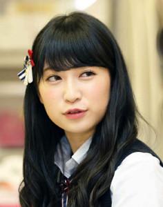 NMB48・吉田朱里
