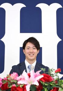 2700万円増の4300万円でサインした広島・森下暢仁投手