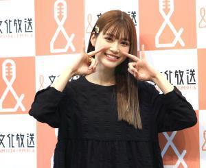 文化放送の受験生応援キャンペーンの「顔」として同世代にエールを送った「めるる」こと生見愛瑠