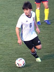 1ゴール1アシストと活躍した横浜CのU―19代表FW斉藤光毅