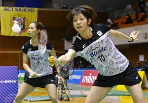 福島(左)、広田組
