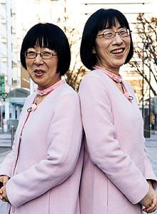 「まるごと」で新レギュラーコーナーを持つことが決まった阿佐ヶ谷姉妹