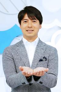 日本テレビ・桝太一アナ